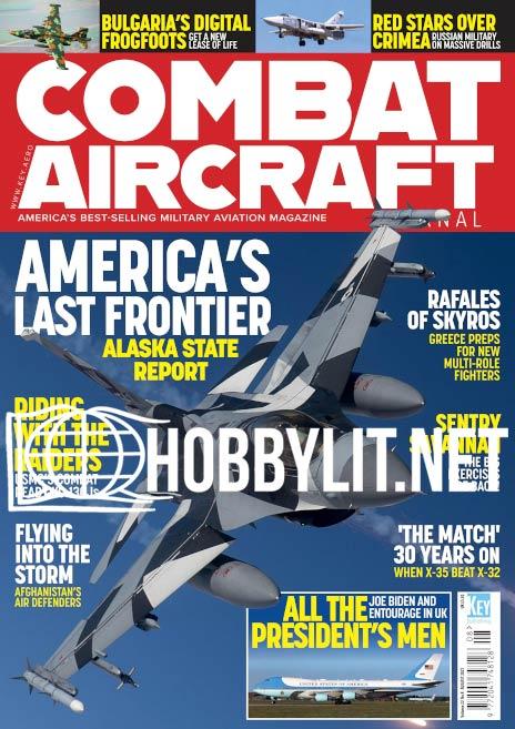 Combat Aircraft - August 2021