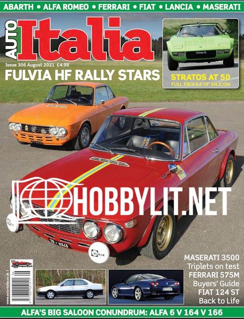 AutoItalia - August 2021