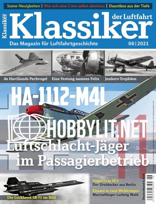 Klassiker der Luftfahrt 2021-06