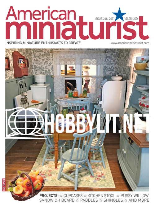 American Miniaturist - July 2021