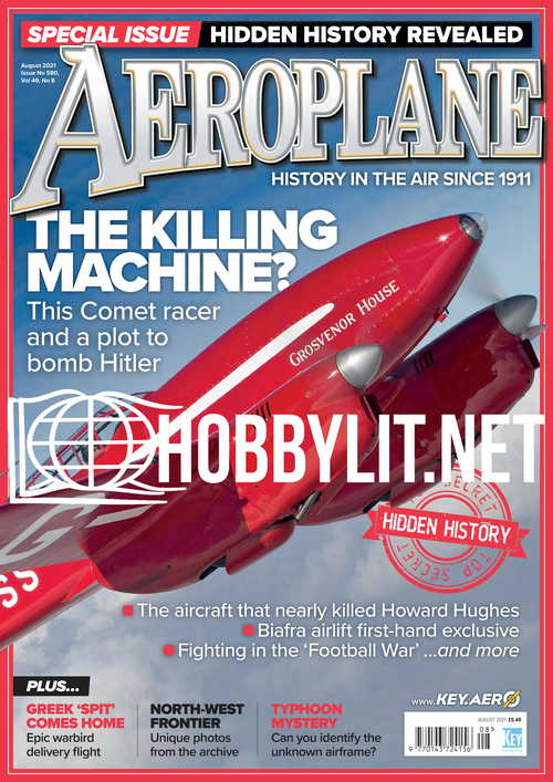 Aeroplane - August 2021