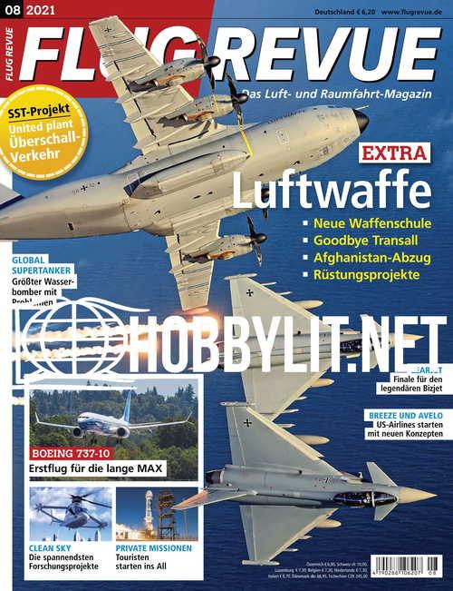 Flug Revue 2021-08