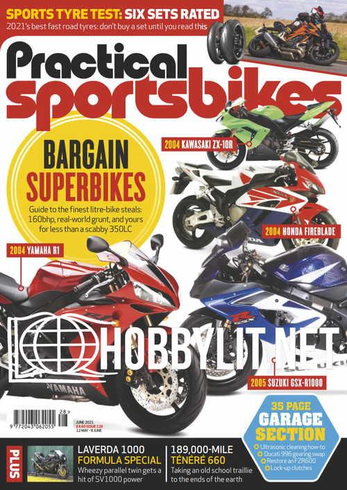Practical Sportsbikes - June 2021