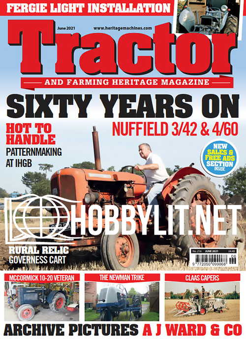 Tractor & Farming Heritage Magazine - June 2021