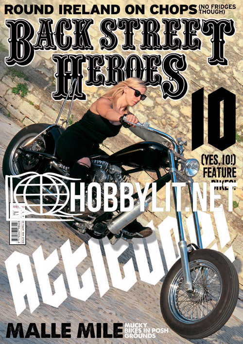 Back Street Heroes - April 2021