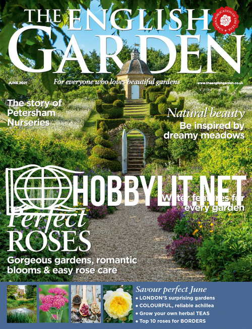 The English Garden - June 2021