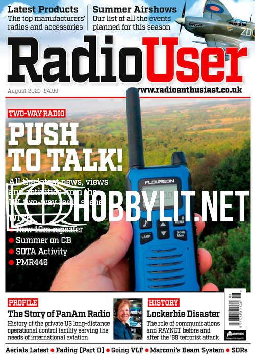 Radio User - August 2021