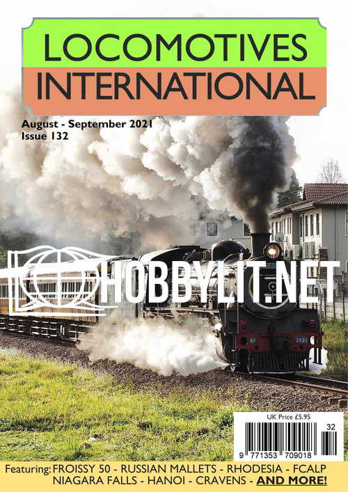 Locomotives International - August/September 2021