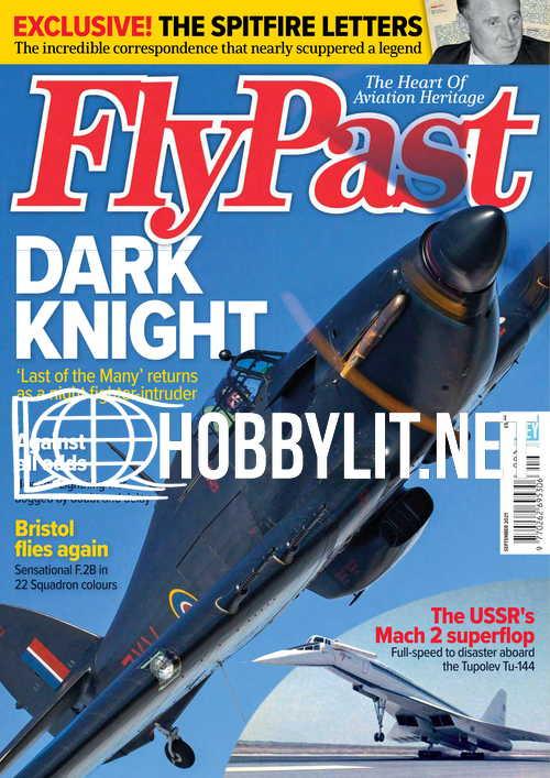 FlyPast - September 2021
