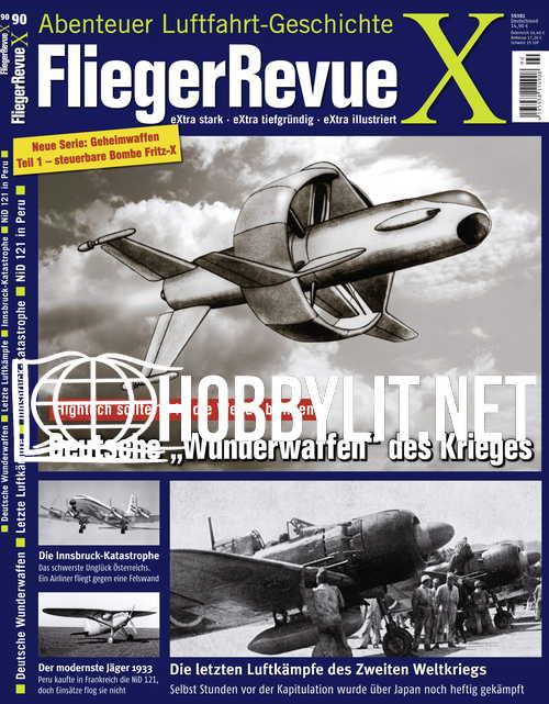FliegerRevue X 90, 2021