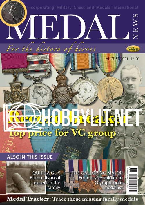 Medal News - August 2021