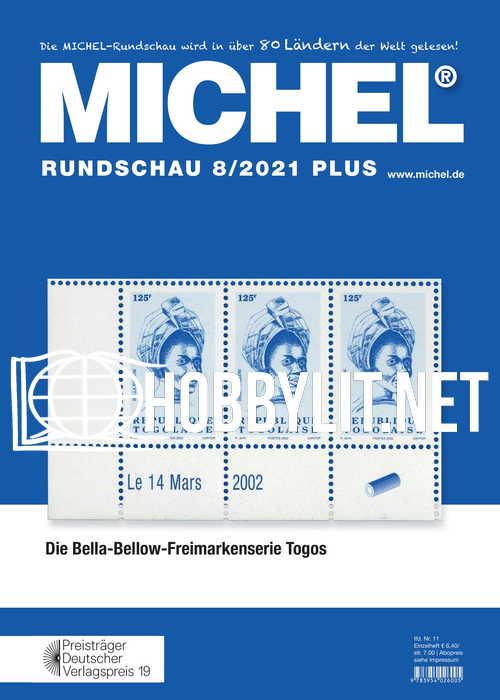 MICHEL Rundschau Plus 2021-08