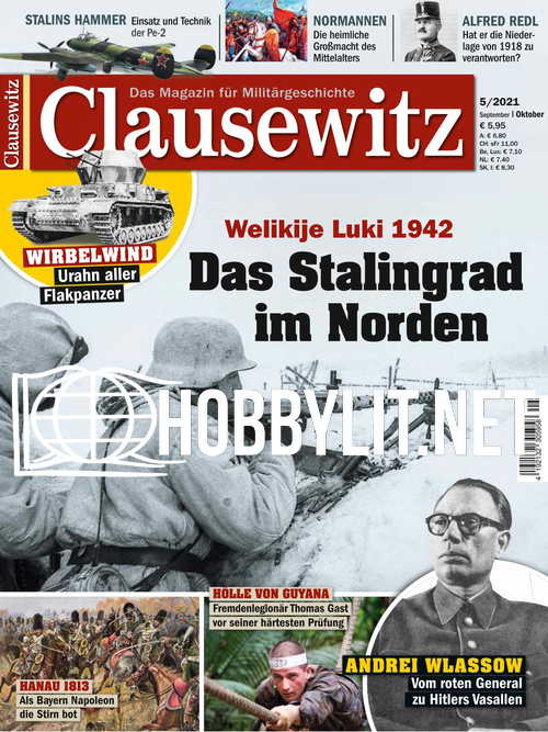 Clausewitz - September/Oktober 2021