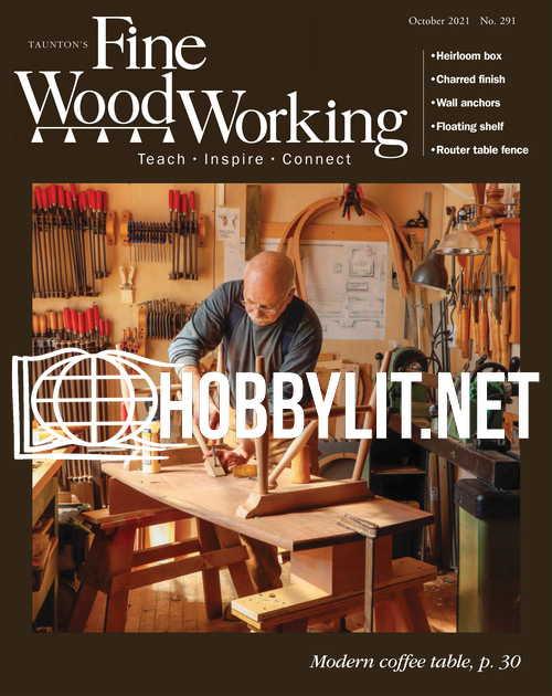 Fine Woodworking - October 2021