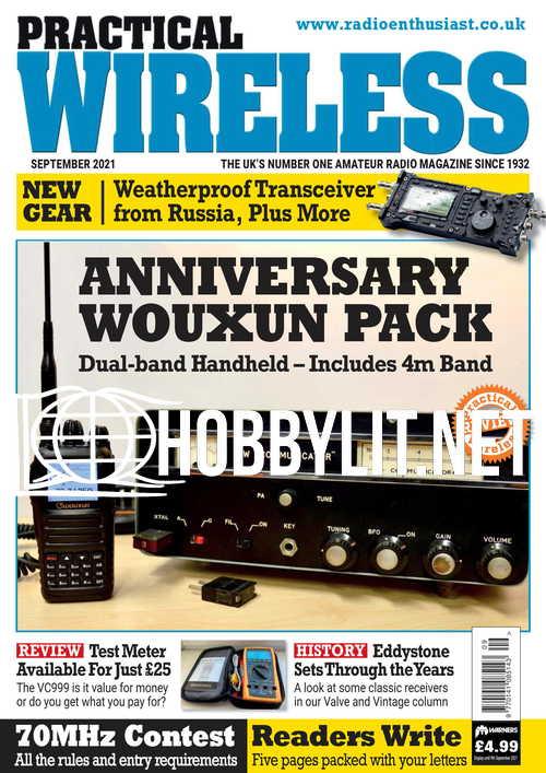 Practical Wireless - September 2021