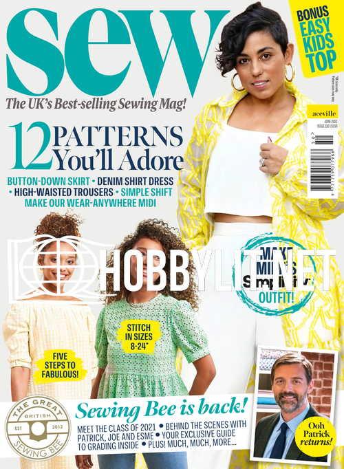 Sew Magazine - June 2021