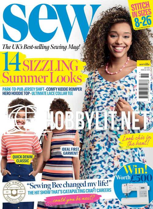 Sew Magazine - July 2021