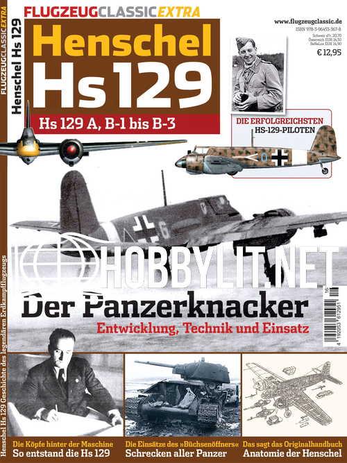Flugzeug Classic Extra - Henschel Hs 129