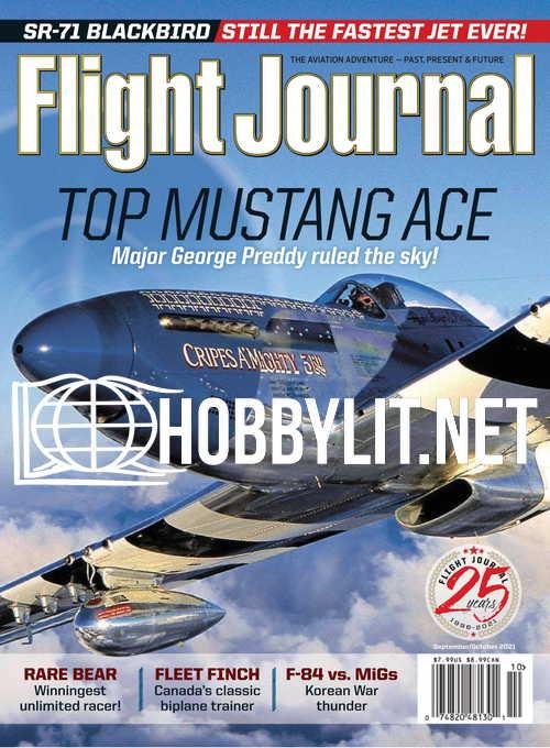 Flight Journal - September/October 2021