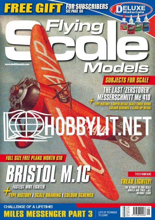 Flying Scale Models - September 2021