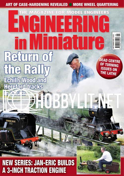 Engineering In Miniature - September 2021