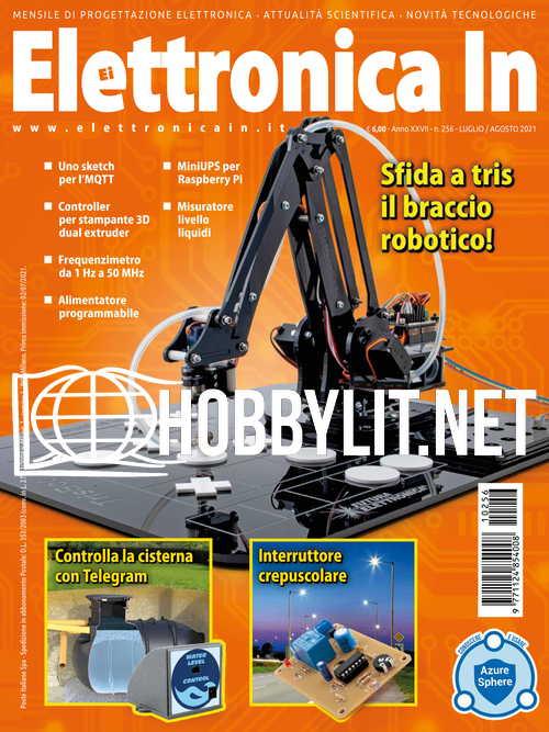 Elettronica In - Luglio/Agosto 2021