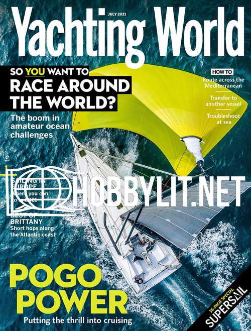 Yachting World - July 2021