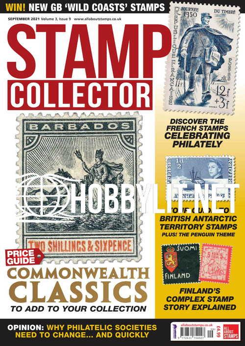 Stamp Collector - September 2021