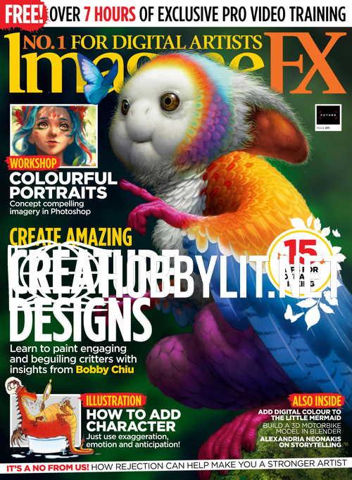 ImagineFX Issue 201