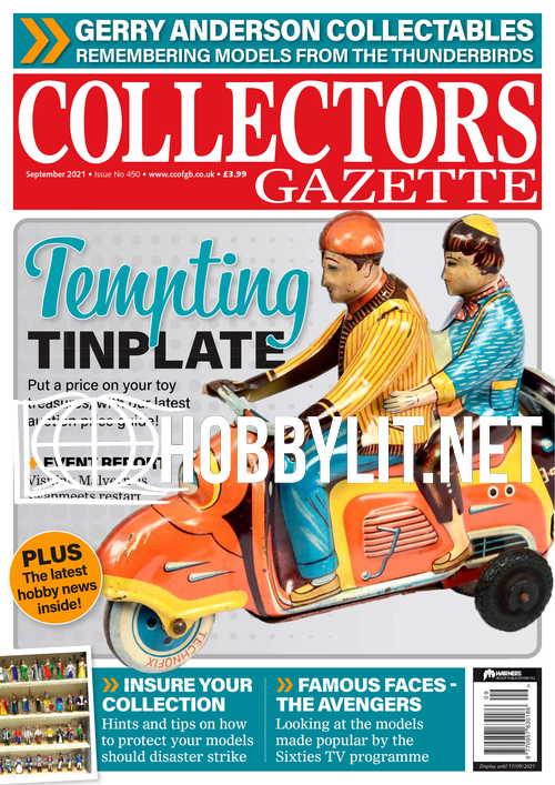 Collectors Gazette - September 2021