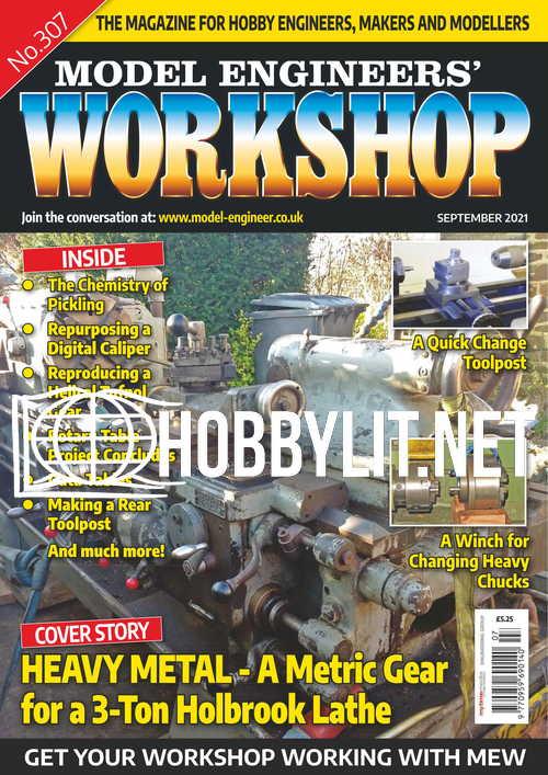 Model Engineers' Workshop - September 2021