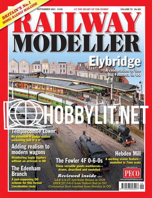 Railway Modeller - September 2021