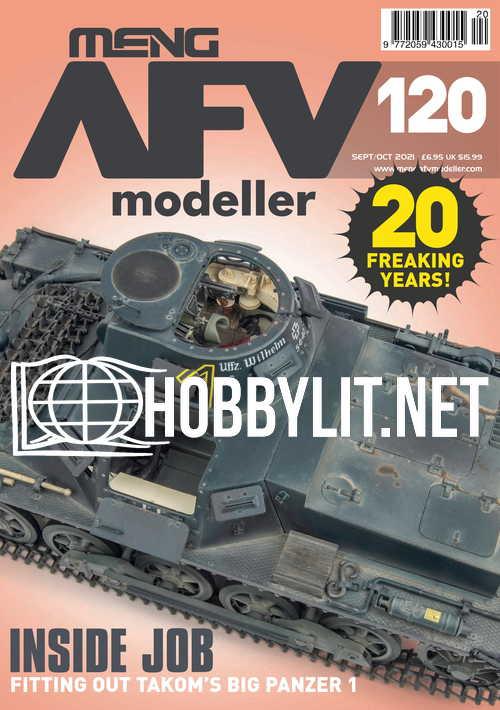 AFV Modeller - September/October 2021