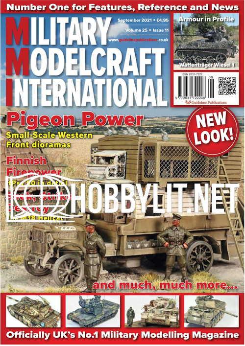 Military Modelcraft International - September 2021