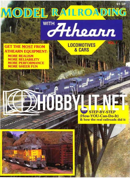 Model Railroading with Athearn Vol. 1