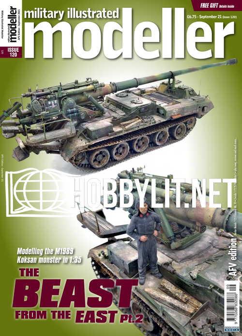 Military Illustrated Modeller - September 2021