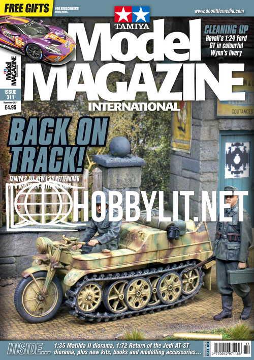 Tamiya Model Magazine International - September 2021