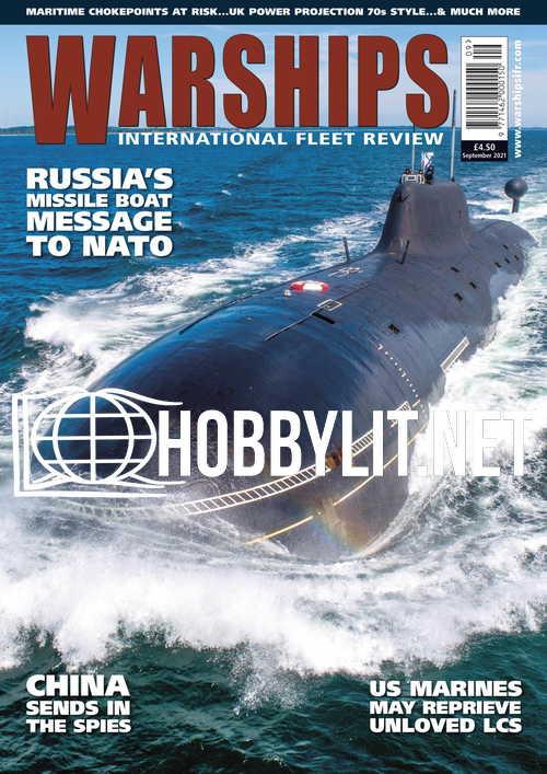 Warships International Fleet Review - September 2021