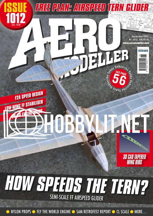 AeroModeller - September 2021