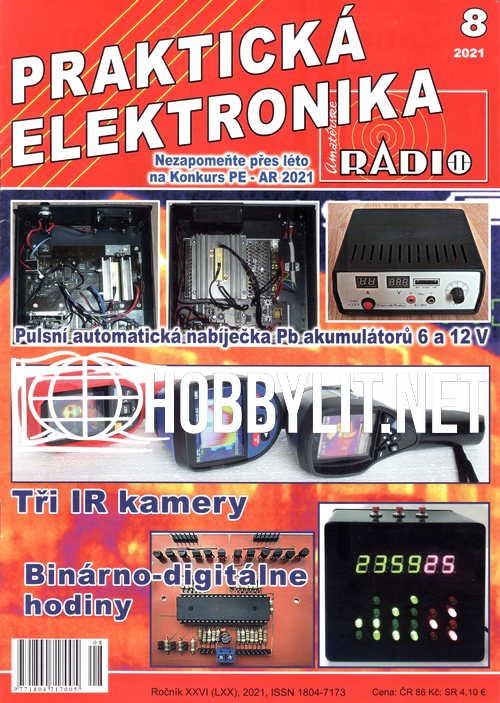 Prakticka Elektronika 2021-08 8pe21ar