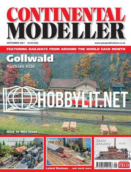 Continental Modeller - September 2021