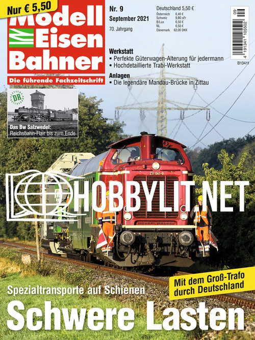 ModellEisenBahner - September 2021