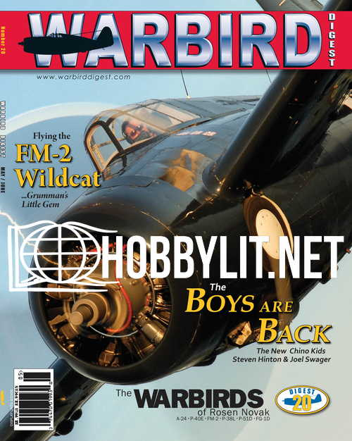 Warbird Digest Number 20