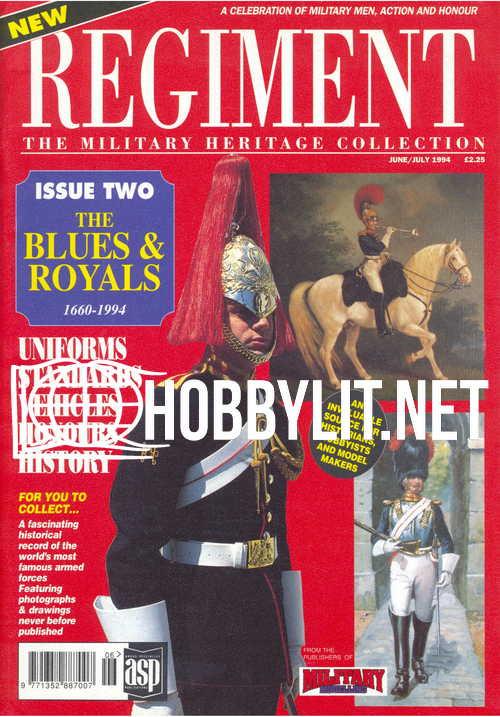 Regiment Issue 2