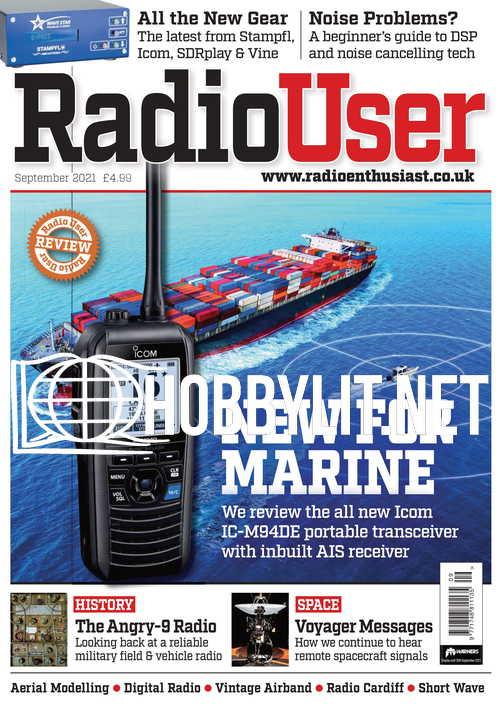 Radio User - September 2021