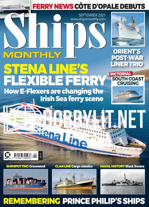 Ships Monthly - September 2021