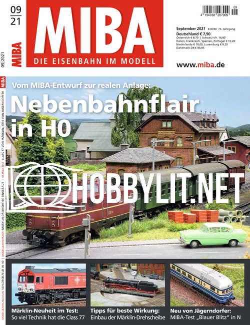 MIBA - September 2021