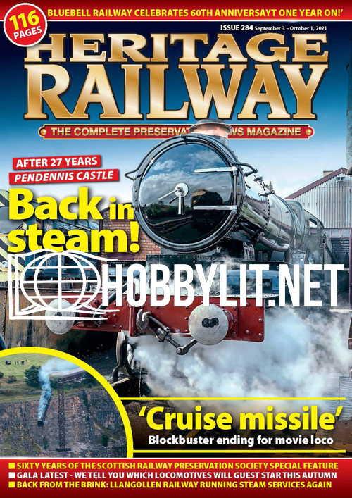 Heritage Railway - September 03, 2021
