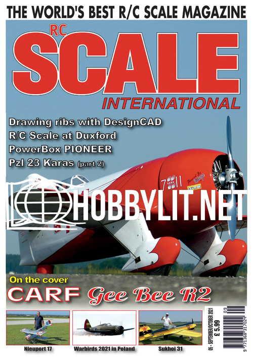 RC Scale International - September/October 2021