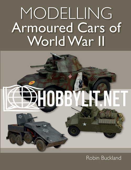 Modelling Armoured Cars of World War II (ePub)
